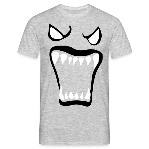 Monsters running wild - T-shirt herr