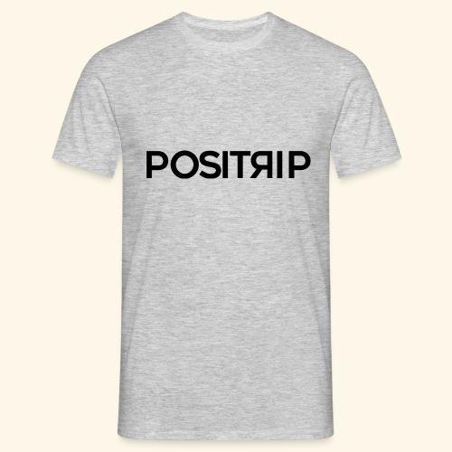 Positrip logo - Maglietta da uomo