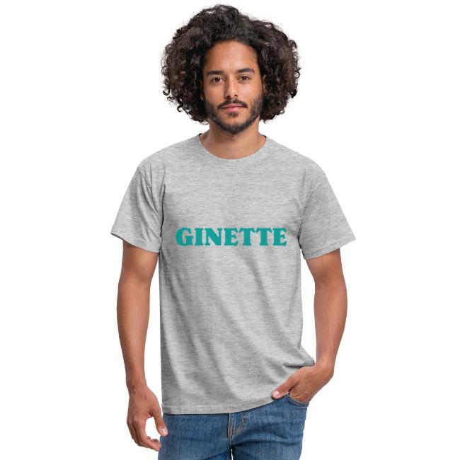 Ginette solo indigo