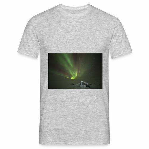 revontulet - Miesten t-paita