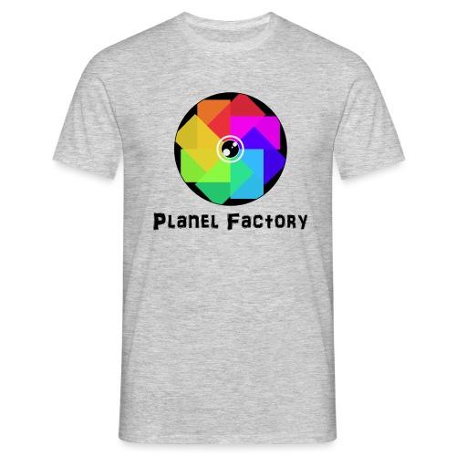 Planel Factory - T-shirt Homme
