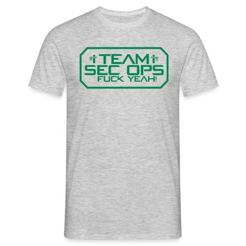 Sec Ops - Männer T-Shirt