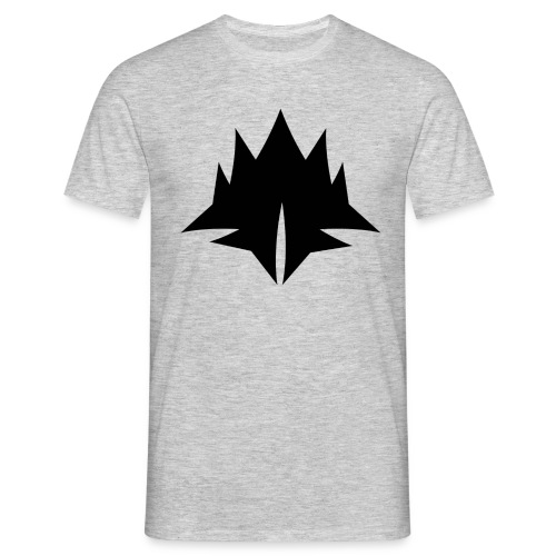 deserm logo - Mannen T-shirt