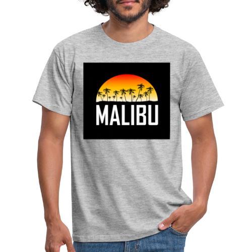 Malibu Nights - Men's T-Shirt