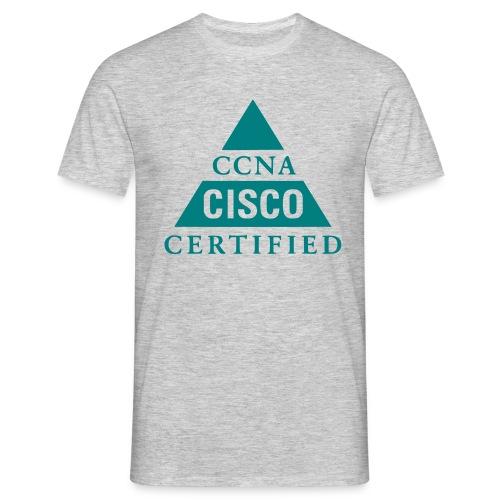 ccna male - Koszulka męska