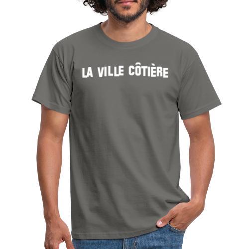 T-shirt officiel La Ville Côtière - T-shirt Homme