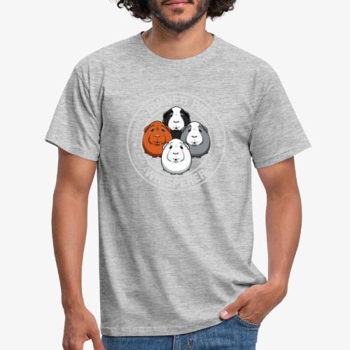 Guinea Pig Whisperer II - Miesten t-paita