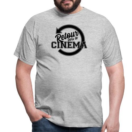 Logo Retour vers le Cinéma - T-shirt Homme