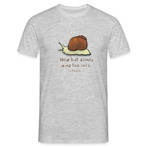 Snail - Men's T-Shirt