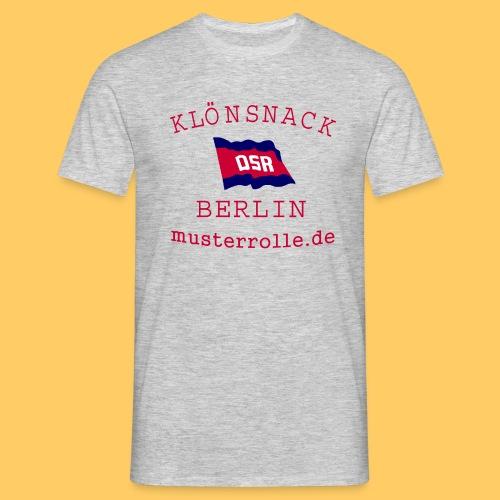 KiB-Logo-gif - Männer T-Shirt