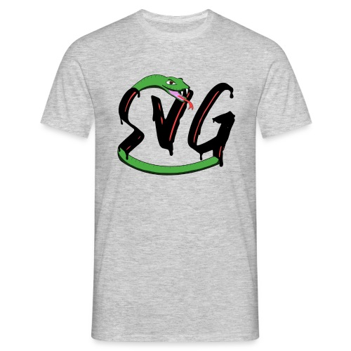 Savage Snake - Mannen T-shirt