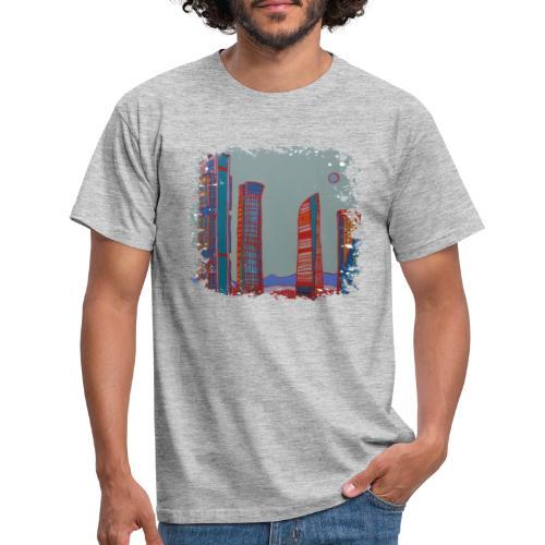 Madrid - Männer T-Shirt