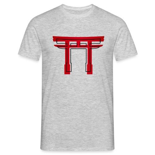 CR CulTorii 12 - Solid Torii Gate - Camiseta hombre