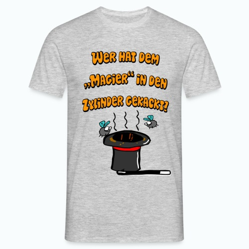 zauberer Kopie - Männer T-Shirt