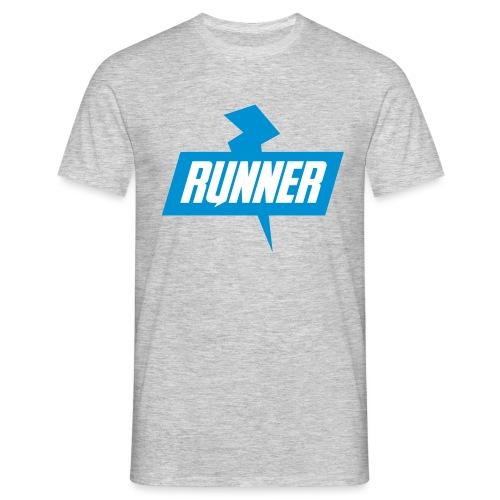 RUNNER 1 - Maglietta da uomo