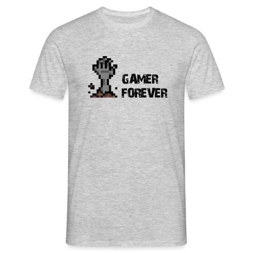 Gamer Forever - T-shirt Homme