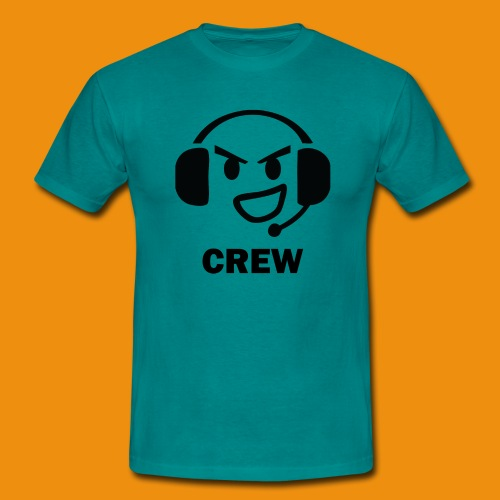 T-shirt-front - Herre-T-shirt