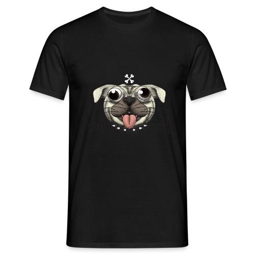 Dog that barks does not bite - Maglietta da uomo