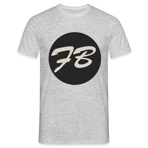 TSHIRT-INSTAGRAM-LOGO-KAAL - Mannen T-shirt