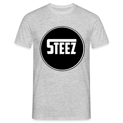 Steez t-Shirt black - Mannen T-shirt