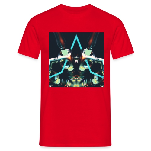Energize Fields by RNZO - Mannen T-shirt