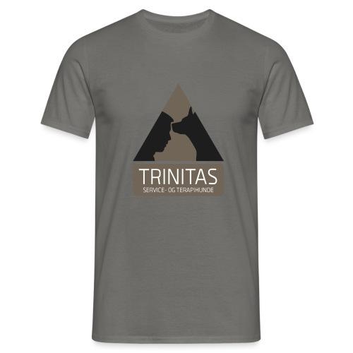 Trinitas Nøglesnor - Herre-T-shirt
