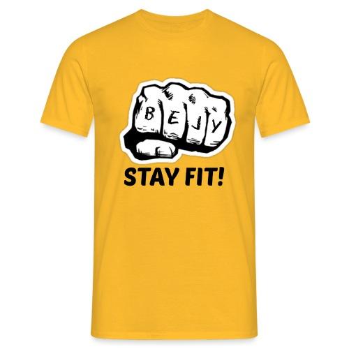 Sport tøj - Herre-T-shirt