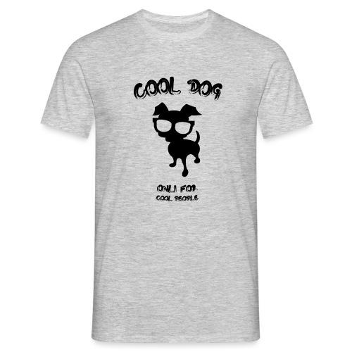 COOL_DOG - Maglietta da uomo