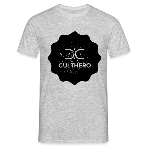 Cult Hero- Hero Gear - Men's T-Shirt