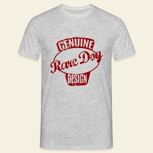 raredogdesign - Herre-T-shirt