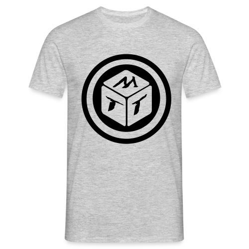 mb logo klein - Männer T-Shirt