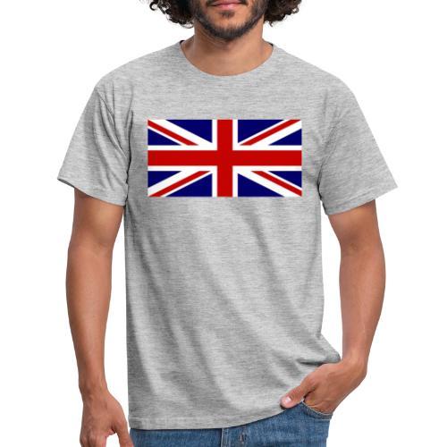 drapeau anglais - T-shirt Homme