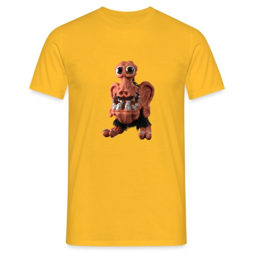 Very positive monster - Men's T-Shirt