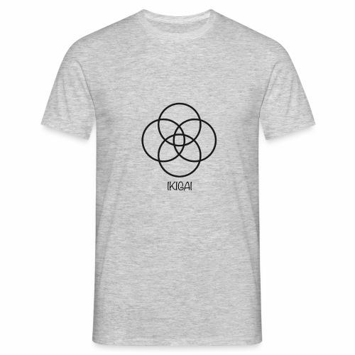 IKIGAI - Camiseta hombre
