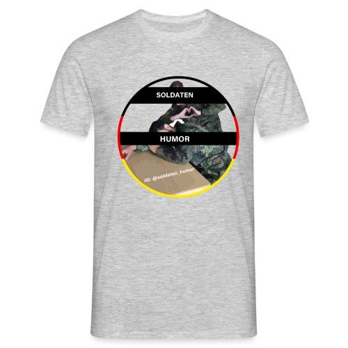 Soldaten Humor - Männer T-Shirt