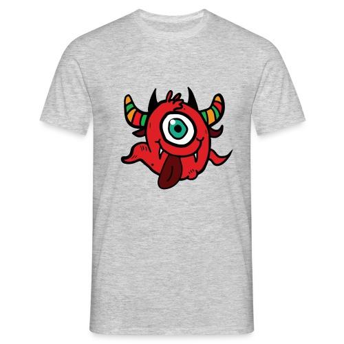 Doodle Monster - Maglietta da uomo