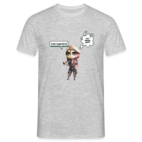 CKppu's Interrogación! - Maglietta da uomo
