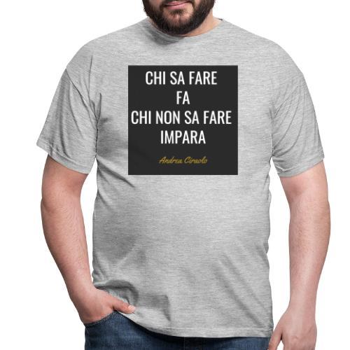 Ciraolo - Maglietta da uomo