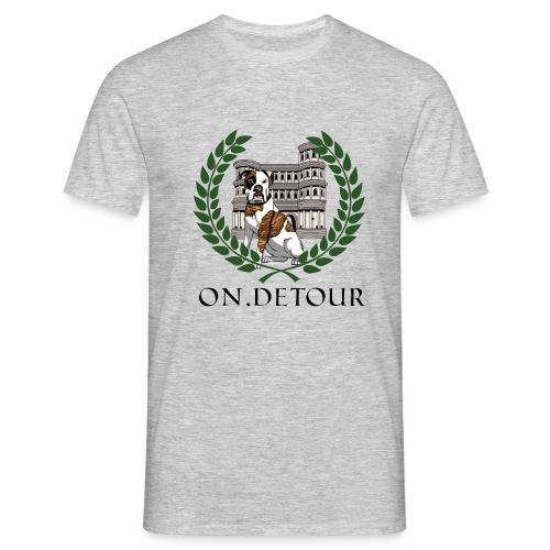 On Detour 1A Legionärs Merch - Männer T-Shirt