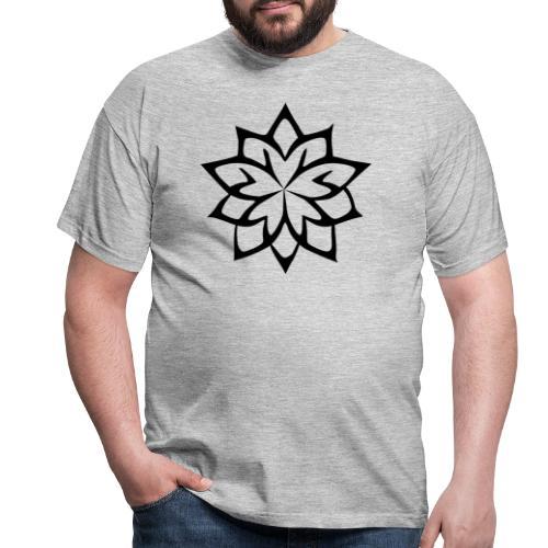lotus - Männer T-Shirt