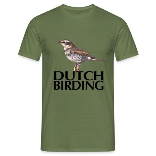DB Bruinelijster - Mannen T-shirt