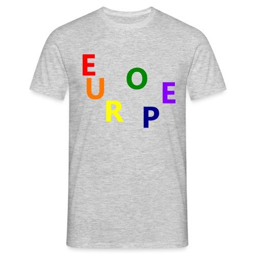EUROPE #1 - Männer T-Shirt