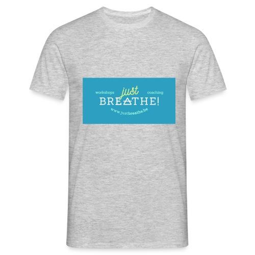 JB tekst - Mannen T-shirt