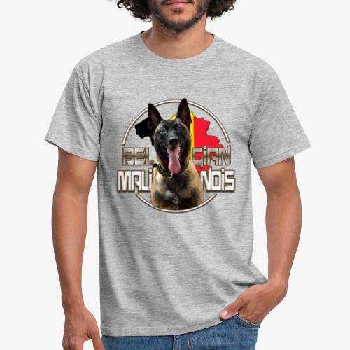 BELGIAN MALINOIS - T-shirt Homme