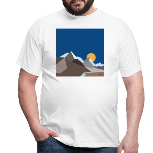 Himalayas - Men's T-Shirt