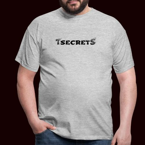 TsecretS - Männer T-Shirt