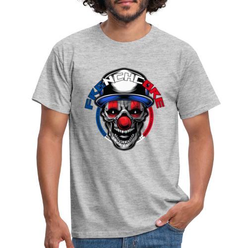 Frenchcore Clown - Männer T-Shirt