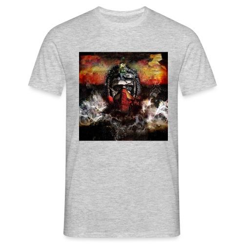 nur Bild - Männer T-Shirt