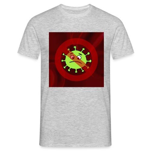 Virus - Männer T-Shirt