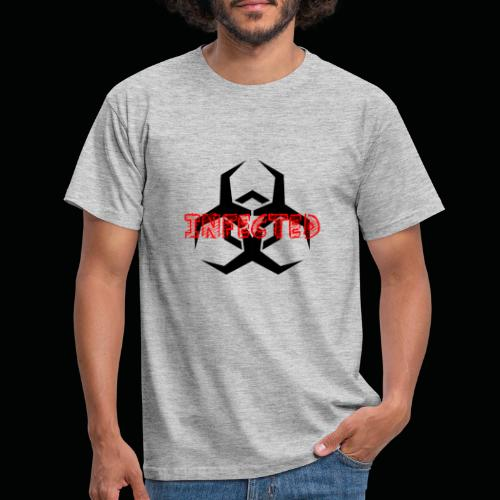 infected - T-shirt Homme